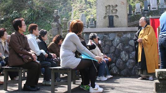 2012年春彼岸動物慰霊法要02