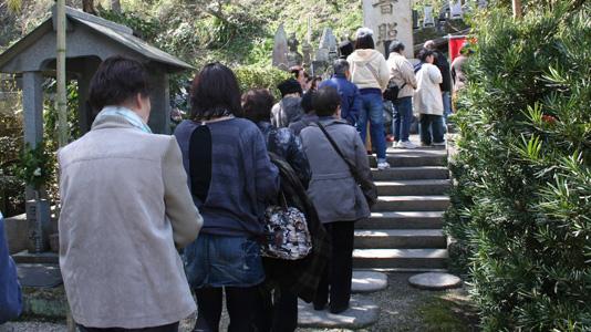 2012年春彼岸動物慰霊法要03