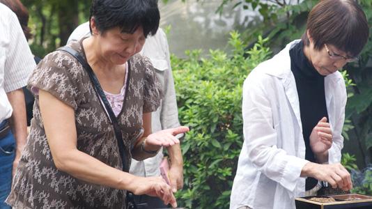 2012年秋彼岸動物慰霊法要8